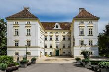 Das Rathaus in Bad Vöslau