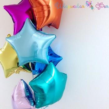 Красота из воздушных шаров