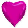 Воздушный шар Шар 18'' (45см)  сердце