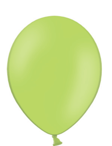14''(36см)  пастель apple green