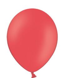 Шар 14'' (36см)  пастель red