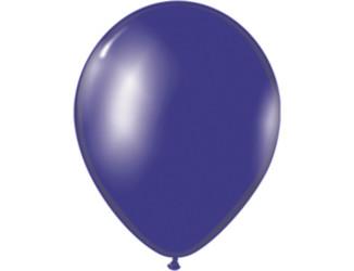 Шар 14'' (36см)  пастель пастель экстра night blue