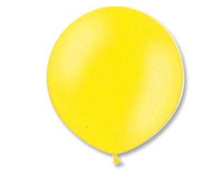 Шар 36'' (91см)  пастель yellow