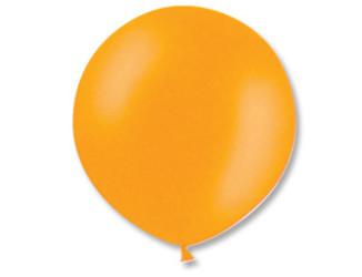 Шар 36'' (91см)  пастель orange