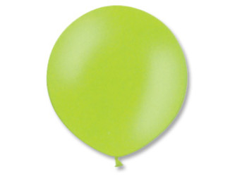 Шар 36'' (91см)  пастель lime green