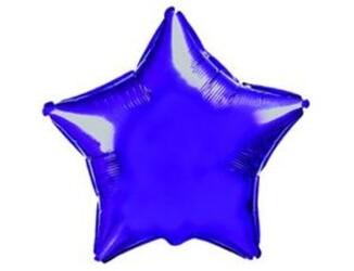 18''(45см) б рис  звезда металлик