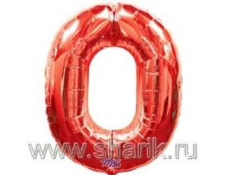 40''(106см) цифра 0 red