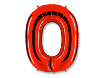 40''(106см) цифра 0 40  red