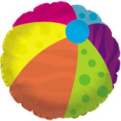 Шар 18'' (45см)  круг     пляжный мяч