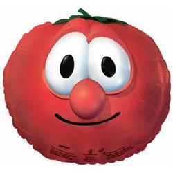 Шар 30'' (76см)  фигура     помидорка красный