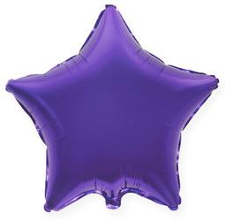 Шар 18'' (45см)  звезда