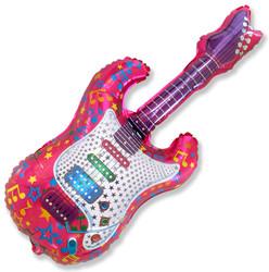 44''(111см) шар   фигура гитара фуше