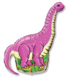47''(119см) шар   фигура динозавр диплодок фуше