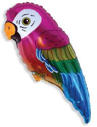 Шар 35'' (88см)  фигура     супер попугай