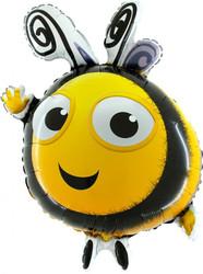 Шар 30'' (76см)  фигура     пчелка