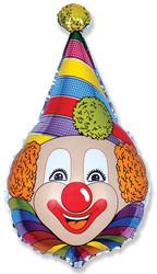 29''(72см) шар   фигура клоун