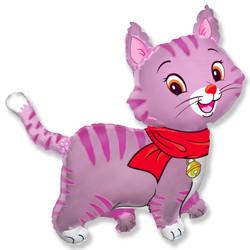 Шар 32'' (81см)  фигура     любимый котенок фуше