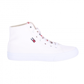 TOMMY JEANS MID CUT VULC