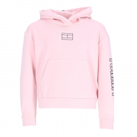 TOMMY REFLECTIVE PRINT HOODIE