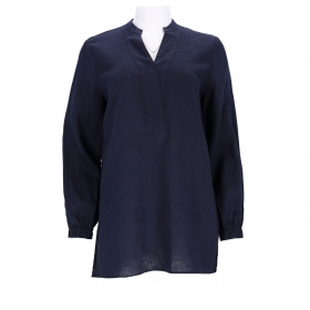 BLOUSE, LONG SLEEVE, TUNIQUE STYLE,