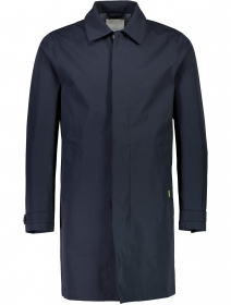 Trench coat w. recycled fiber