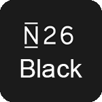 N26 black logo ios min
