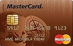Mastercard internationale