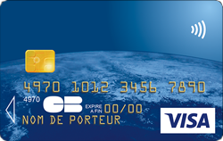 Visa classique internationale