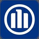 Allianz banque logo ios