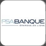 Banque psa logo