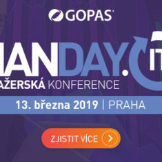 Pozvánka na MANDAY.IT vol 2