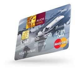 Karta MasterCard Business Debit Paypass