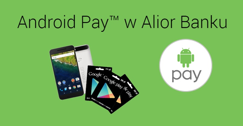 Konkurs Android Pay W Alior Banku