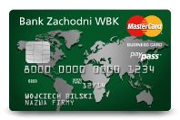 Karta MasterCard Business Debit