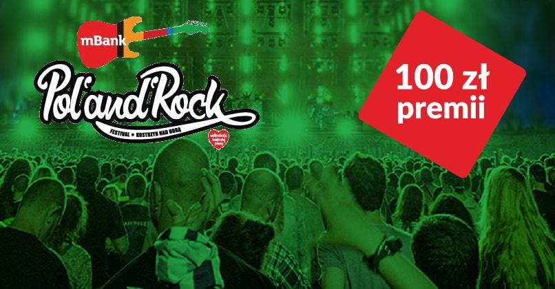 100 Zl Premii I Limitowana Karta Pol And Rock Od Mbanku