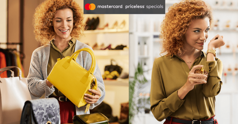 Mastercard Priceless Specials - nagrody za punkty