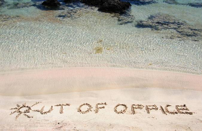 Big out of office