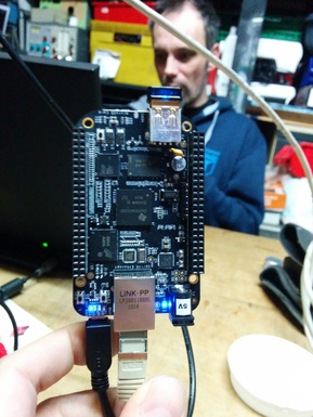 Our BeagleBone Black
