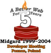 Midgard 5th anniversary
