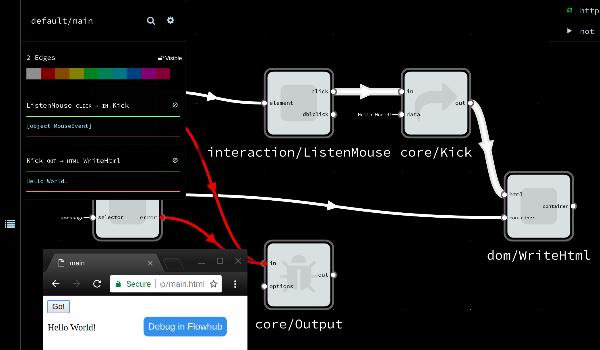 WebRTC debugging a NoFlo browser app