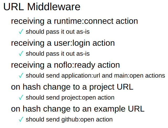 Some of our middleware tests