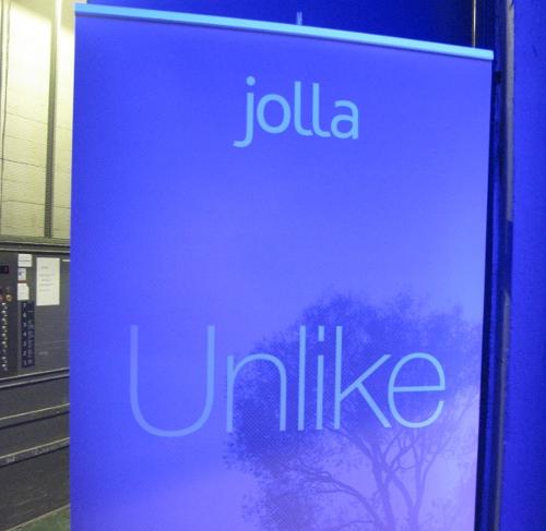 Jolla - Unlike