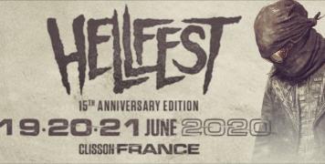 Foto para o pacote Hellfest Open Air 2020