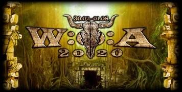 Foto para o pacote W:O:A - Wacken Open Air 2020