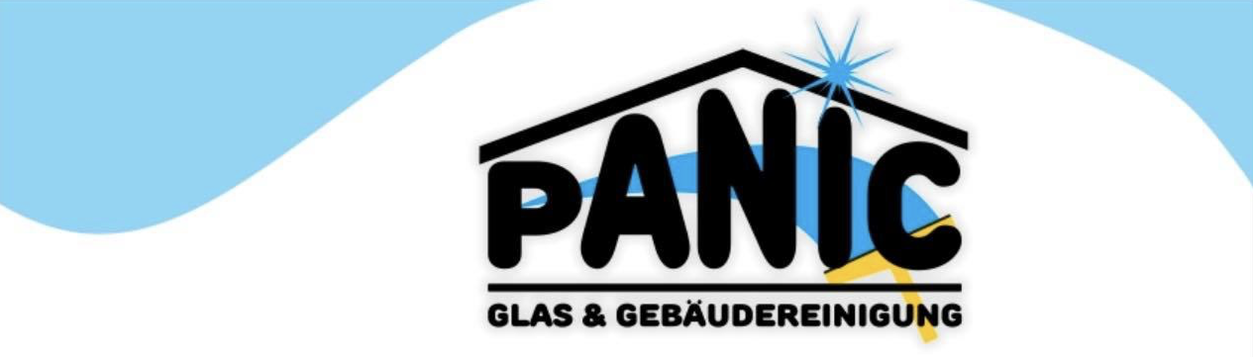 Header glas gebaeudereinigung panic