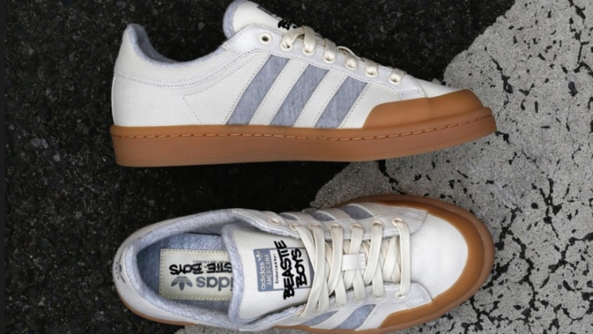 BEASTIE BOYS INTRODUCE VEGAN ADIDAS SNEAKERS PLANTEN  Beyond
