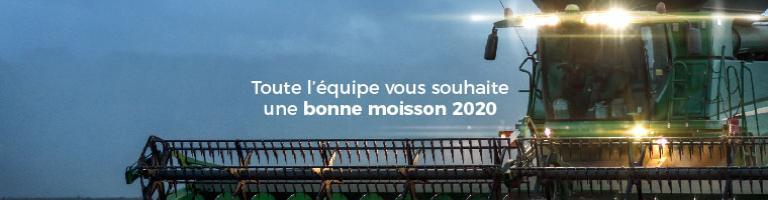 bonne moisson 2020