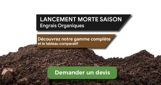 engrais organique agricole