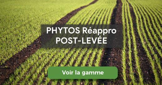 réappro phytos