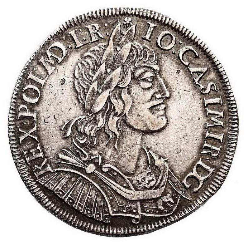 Talar koronny 1651, Wschowa, Ex. Potocki